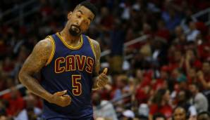 Platz 16: J.R. Smith - 1.729 Dreier in 860 Spielen (Stand: 09.12.2017) - Hornets, Nuggets, Knicks, Cavaliers