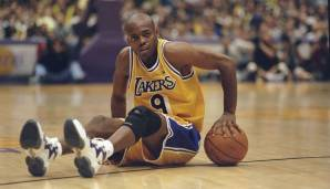 Platz 24: Nick Van Exel - 1.528 Dreier in 880 Spielen - Lakers, Nuggets, Mavericks, Warriors, Blazers, Kings