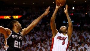 Platz 13: Rashard Lewis - 1.787 Dreier in 1.049 Spielen - SuperSonics, Magic, Wizards, Heat