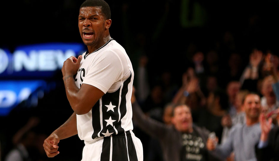Platz 10: Joe Johnson - 1.949 Dreier in 1.240 Spielen (Stand: 09.01.2018) - Celtics, Suns, Hawks, Nets, Heat, Jazz