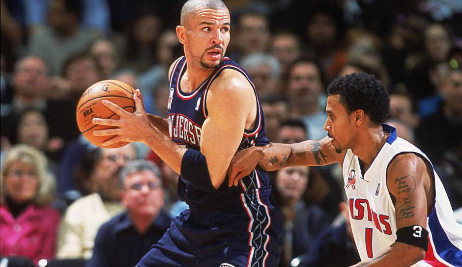 JASON KIDD: 12 Triple-Doubles (New Jersey Nets, 2006-07)
