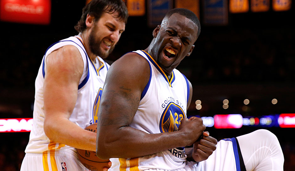 DRAYMOND GREEN: 13 Triple-Doubles (Golden State Warriors, 2015-16)