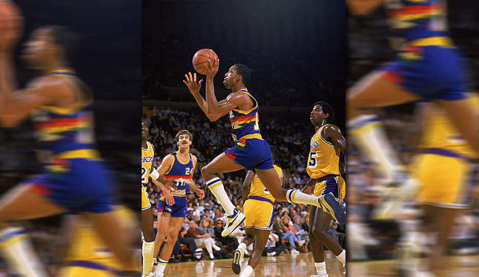FAT LEVER: 16 Triple-Doubles (Denver Nuggets, 1985-86)