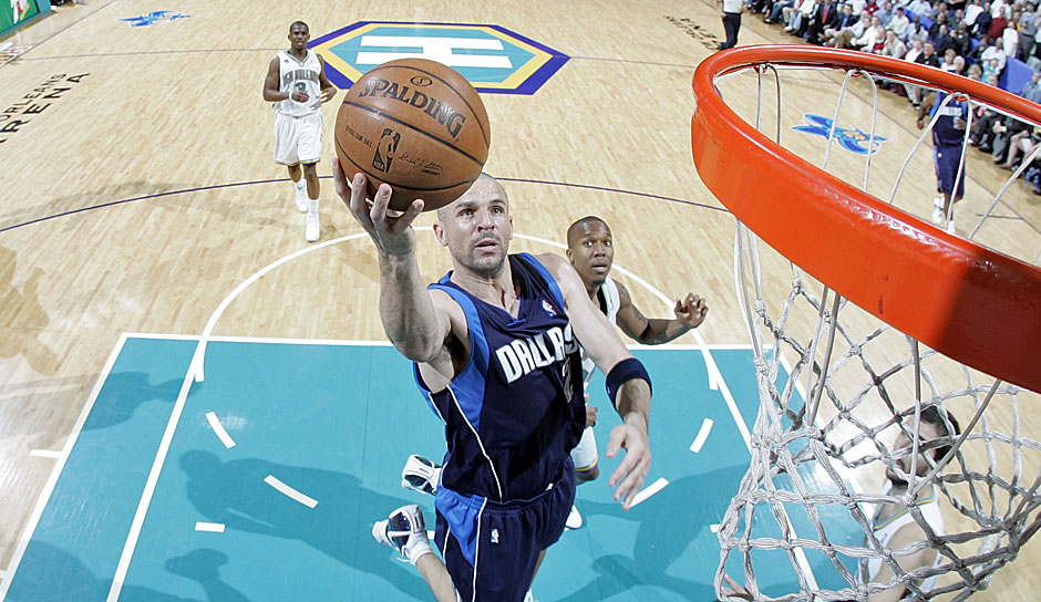 JASON KIDD: 13 Triple-Doubles (Dallas Mavericks, 2007-08)