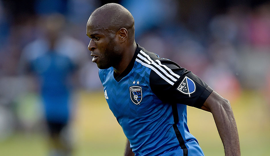 Platz 17: Innocent Emeghara (San Jose Earthquakes): 1.149.200 Euro pro Jahr