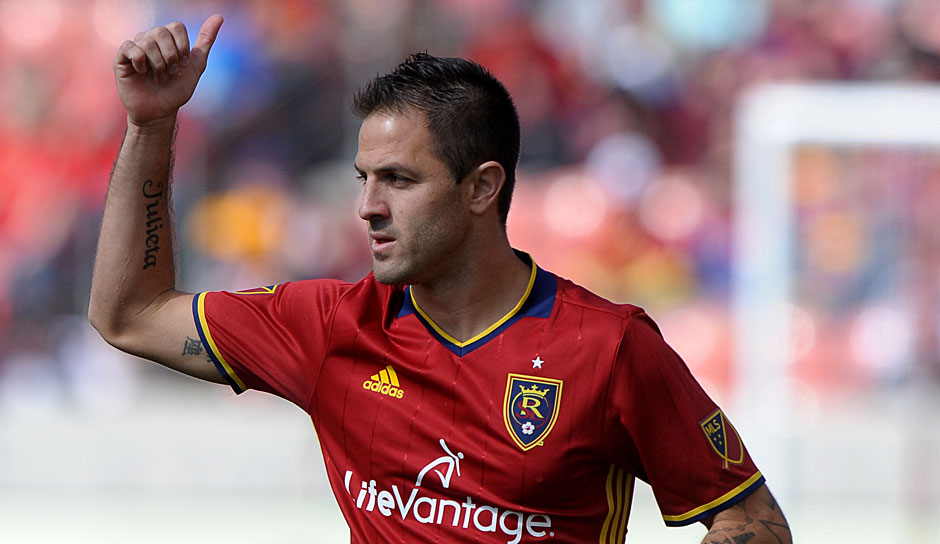 Platz 15: Juan Martinez (Real Salt Lake): 1.289.461 Euro pro Jahr