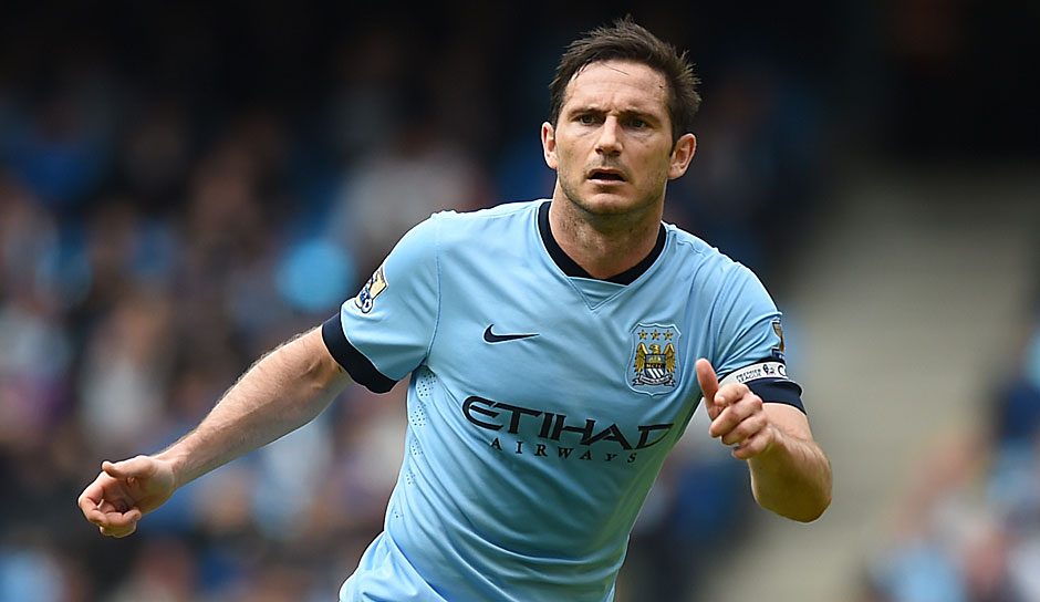 Platz 5: Frank Lampard (New York City FC): 5.304.000 Euro pro Jahr