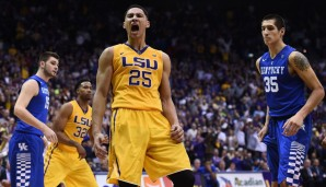 2 – Lakers: Ben Simmons (LSU, F: 19,2 Punkte, 11,8 Rebounds, 4,8 Assists)
