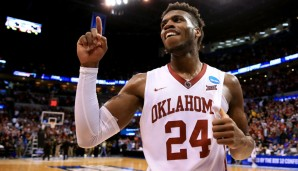 6 – Pelicans: Buddy Hield (Oklahoma, G: 25 Punkte, 5,7 Rebounds)