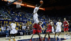 7 – Nuggets: Jaylen Brown (Cal, F: 14,6 Punkte, 5,4 Rebounds)