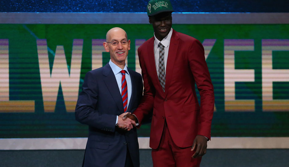 Pick 10: Thon Maker (Australien) zu den Milwaukee Bucks