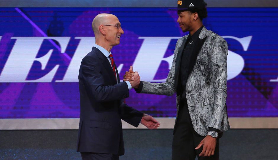 Pick 2: Brandon Ingram (Duke) zu den Los Angeles Lakers