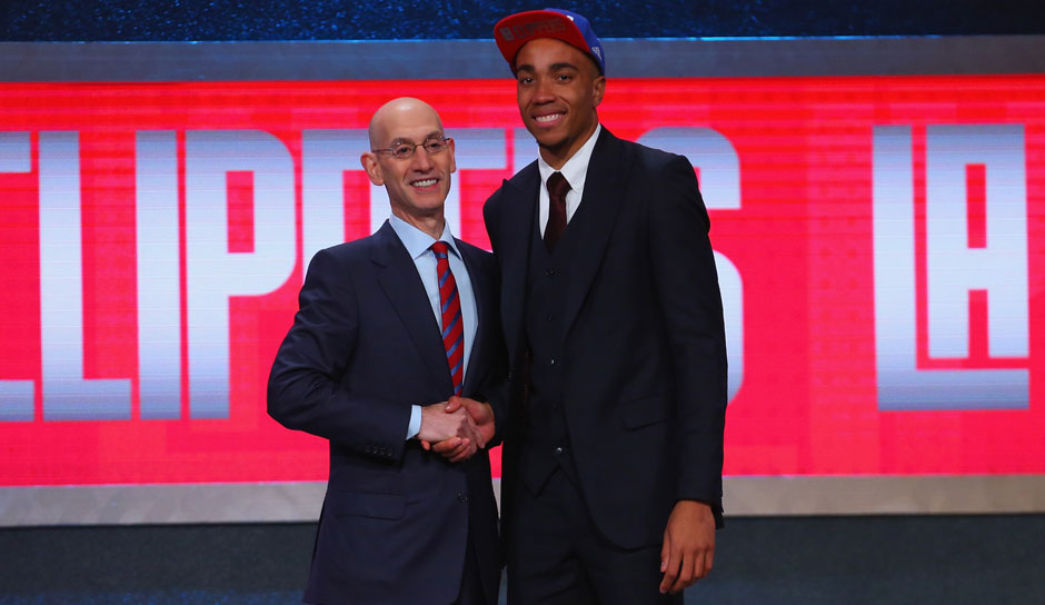 Pick 25: Brice Johnson zu den Los Angeles Clippers