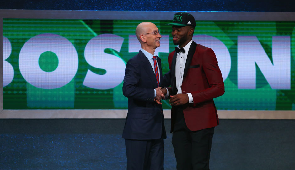 Pick 3: Jaylen Brown (California) zu den Boston Celtics