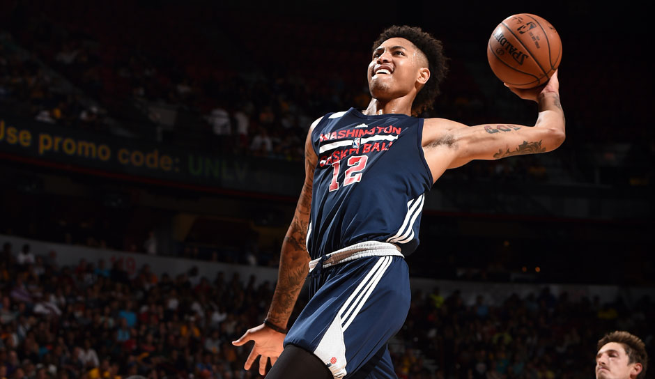 Kelly Oubre, Washington Wizards (19,2 Punkte, 5,6 Rebounds, 1,8 Steals)