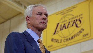 General Manager: Mitch Kupchak (seit 2000)