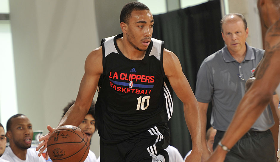 Brice Johnson, Los Angeles Clippers (15.4 Punkte, 6,8 Rebounds, 1,6 Assists)