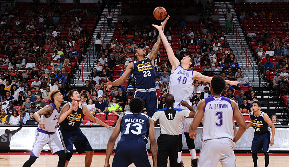 Ivica Zubac, Los Angeles Lakers (10,6 Punkte, 7,2 Rebounds)