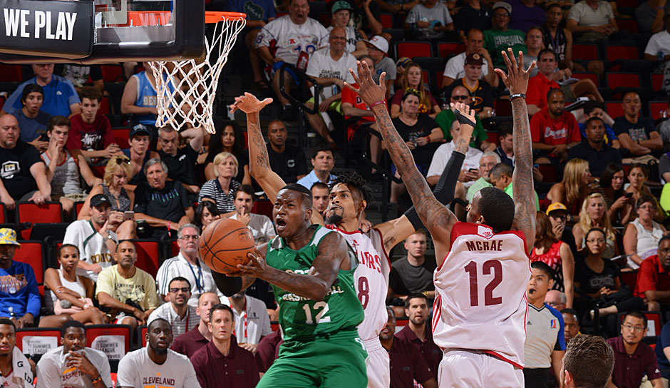 Terry Rozier, Boston Celtics (21 Punkte, 4,3 Rebounds, 2 Assists, 2,3 Steals)