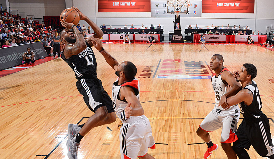 Jonathan Simmons, San Antonio Spurs (22 Punkte, 4 Rebounds, 2,7 Assists)