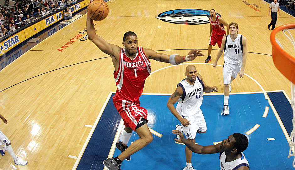 Tracy McGrady (2004): Die Orlando Magic tradeten McGrady mit Reece Gaines, Juwan Howard und Tyronn Lue zu den Houston Rockets für Kelvin Cato, Steve Francis und Cuttino Mobley