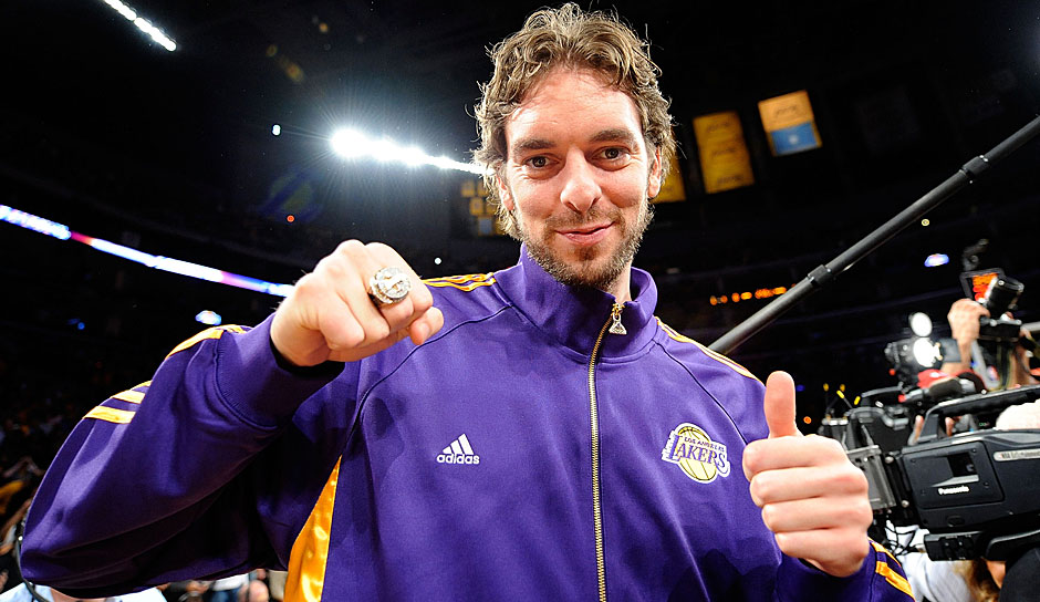 Pau Gasol (2008): Die Memphis Grizzlies tradeten Gasol mit einem 2010er Secound Rounder (Devin Ebanks) zu den Los Angeles Lakers für Kwame Brown, Javaris Crittenton, Marc Gasol, Aaron McKie und zwei Picks (Donte Greene, Greivis Vazquez)