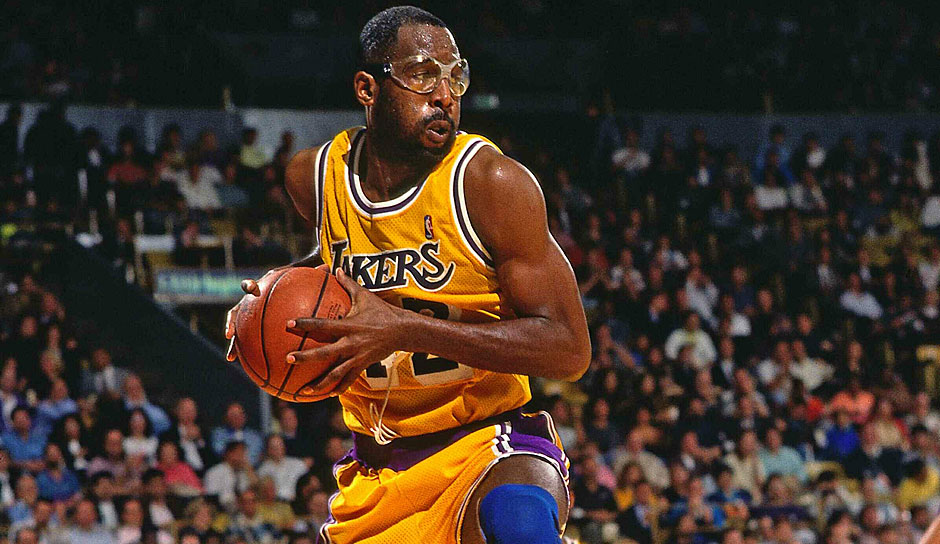 James Worthy (Los Angeles Lakers, 1982-1994): 12 Saisons. Erfolge: 3x NBA-Champion (1985, 1987, 1988), Finals-MVP (1988), 7x All-Star (1986-1992)