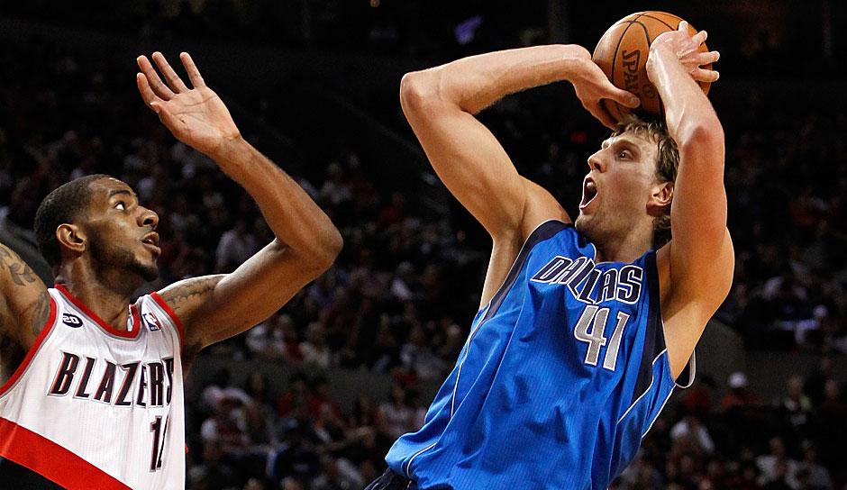 Dirk Nowitzki (Dallas Mavericks, 1998 bis heute): 19 Saisons. Erfolge: NBA Champion (2011), Finals-MVP (2011), MVP (2007), 13x All-Star (2002-2012, 2014, 2015)