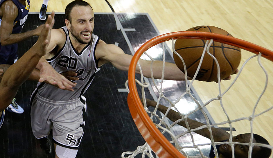 Manu Ginobili (San Antonio Spurs, 2002 bis heute): 15 Saisons. Erfolge: 4x NBA-Champion (2003, 2005, 2007, 2014), 2x All-Star (2005, 2011)