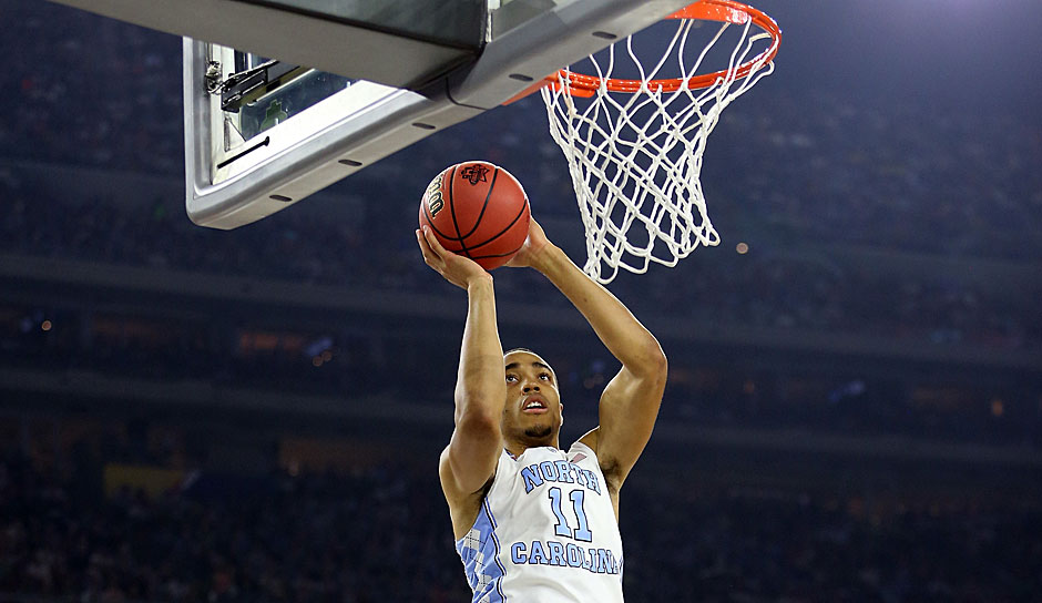 Brice Johnson (Los Angeles Clippers), NBA-Draft: 25. Pick 2016