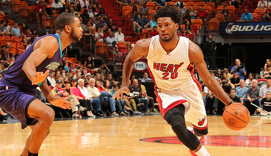 SF: Justise Winslow, Saison 2015/16: 6,4 Punkte, 5,2 Rebounds, 1,5 Assists