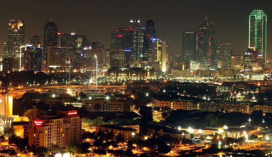 Stadt in texas