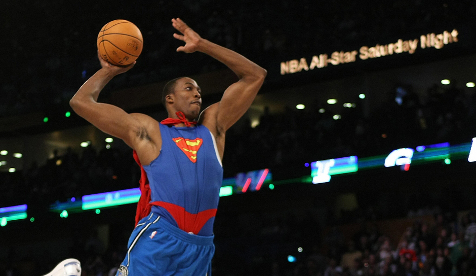 Platz 7: Dwight Howard (Atlanta Hawks), 6,5 Millionen Follower (bei Twitter seit Oktober 2008)