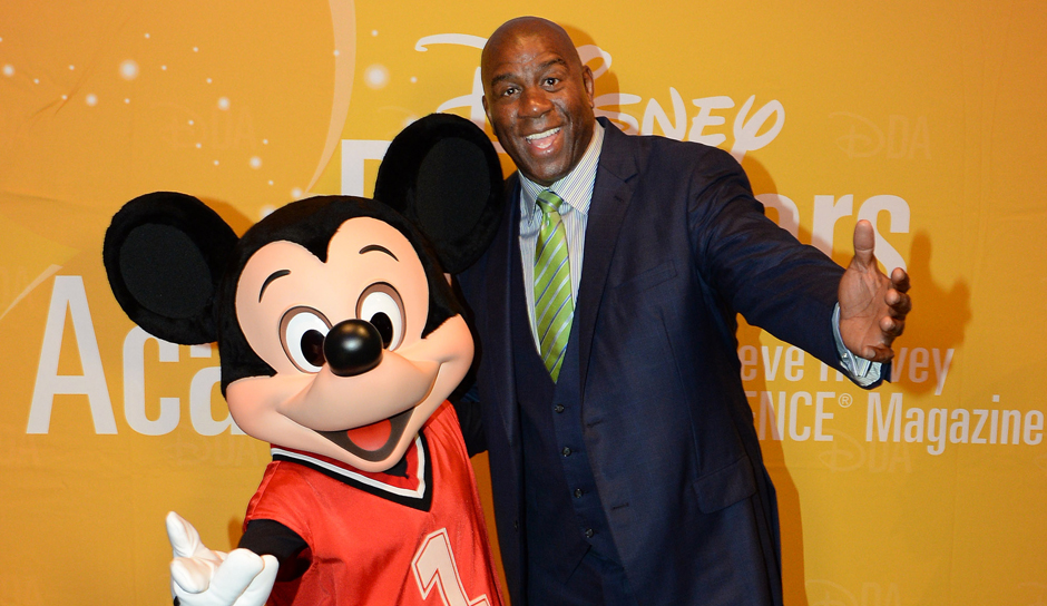 Platz 17: Magic Johnson (Ruhestand), 3,18 Millionen Follower (bei Twitter seit Februar 2011)