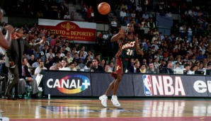 All-Time Assists Leader: Gary Payton mit 7.384 Assists
