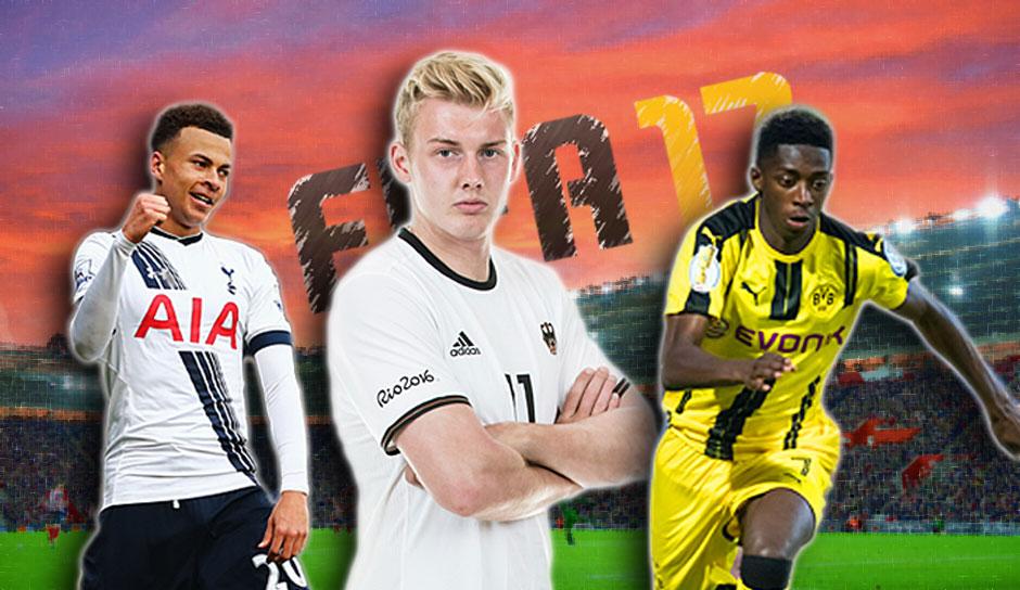 Fifa 17 Die Versteckten Talente Für Den Karrieremodus Seite 1