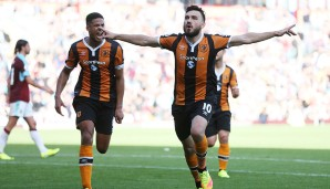 Platz 17: Hull City mit 536,3 km