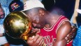 All-Time-Assists-Leader: Michael Jordan (1984-1993, 1995-1998) mit 5.012 Assists