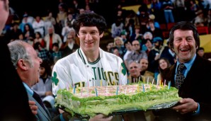 All-Time Scoring Leader: John Havlicek mit 26.395 Punkten