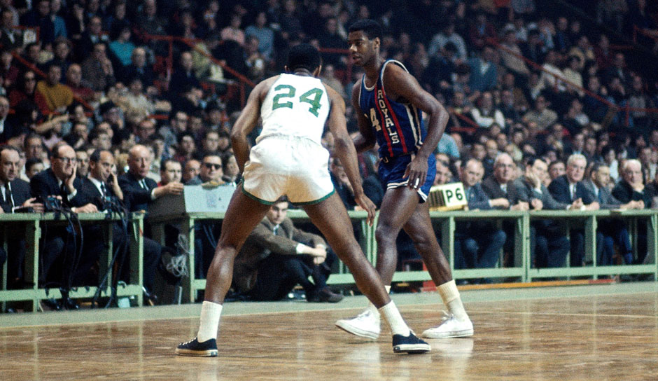 All-Time Asissts Leader: Oscar Robertson mit 7.731 Dimes