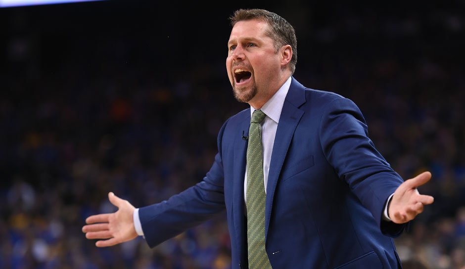 Head Coach: Dave Joerger (seit Mai 2016)