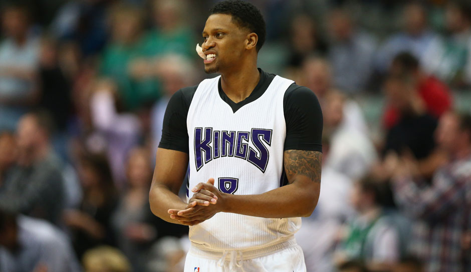 SF: Rudy Gay, Saison 2015/16: 17,2 Punkte, 6,5 Rebounds, 1,4 Steals