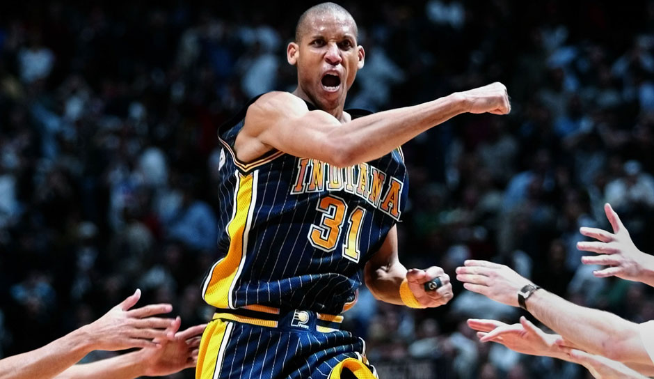 All-Time Scoring Leader: Reggie Miller mit 25.279 Punkten