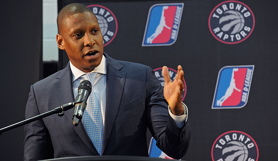 General Manager: Masai Ujiri (seit 2013)
