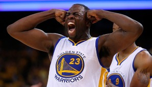 PF: Draymond Green, 2015/16: 14,0 Punkte, 9,5 Rebounds, 7,4 Assists