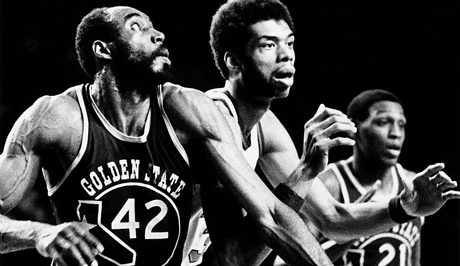 All-Time Rebounding Leader: Nate Thurmond mit 12.771 Rebounds
