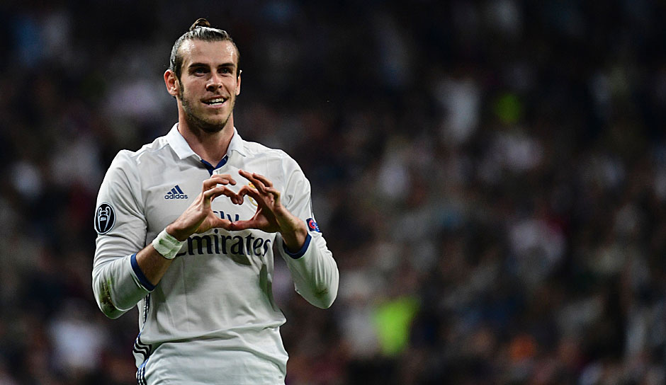 Gareth Bale (Real Madrid/Wales)