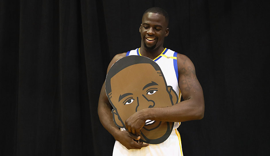 Platz 3: Draymond Green (Golden State Warriors) - 1717,75 Punkte