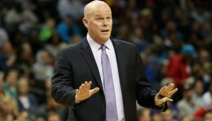 Head Coach: Steve Clifford (seit 2013)