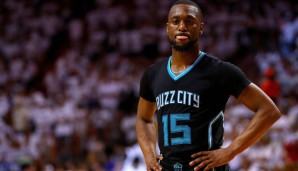 Starting Five: PG: Kemba Walker, Saison 2015/16: 20,9 Punkte, 5,2 Assists